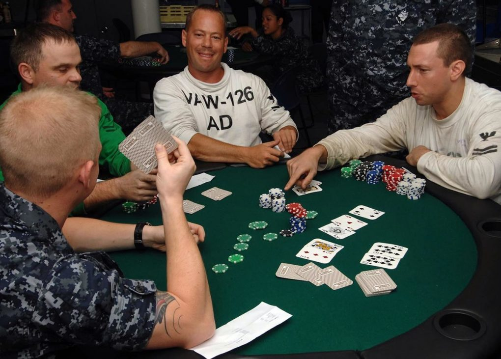 Poker: A Beginner's Guide from bluffing to playing Competitively