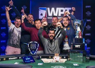 Bulgaria's Milen Stefanov Earns First Major Title in Winning WPT Seminole Rock 'N' Roll Poker Open