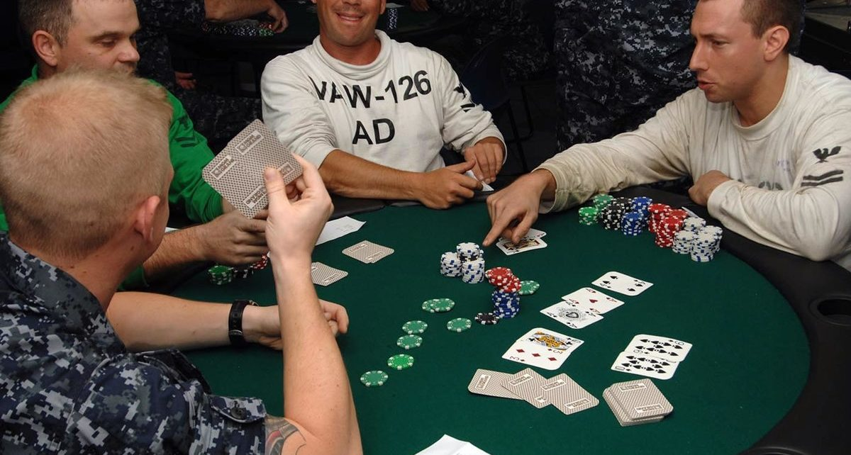 The True History of Poker