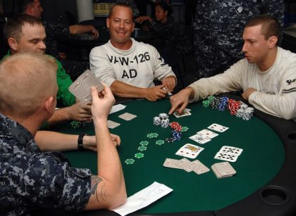 The True History of Poker